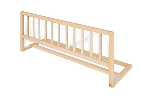 Reja protectora para la cama Pinolino 172026 blanco naturaleza TallaL 90 x B 33 x H 36 cm
