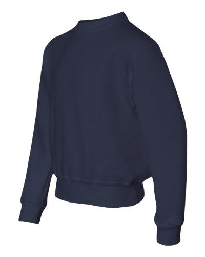 Quarter Zip Bonded Fleece (Rawlings Adult Quarter-Zip Flatback Mesh Fleece Pullover (Navy) (XL))