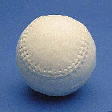 Sting-Free® Baseballs With Realistic Seams - One Dozen ( Jugs )