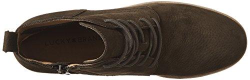 Brand Lucky Women's Moss Tamela Boot Fashion Dark 6gzqxg