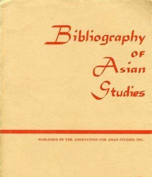 Bibliography of Asian Studies, 1982