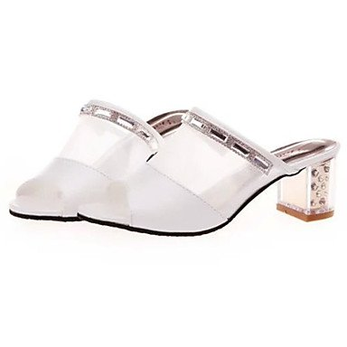 White 5 Low 7 Walking Casual 5 5 Pink Comfort 1 UK4 Heel 3 Summer 4In RTRY EU37 Pu Blushing 1In US6 Sandals Comfort CN37 Women'S cqgp7