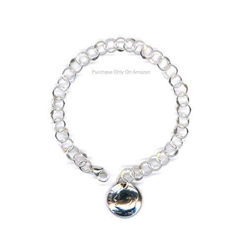 Amazon.com: 50th Birthday Gifts Ideas 1969 Dime Bracelet