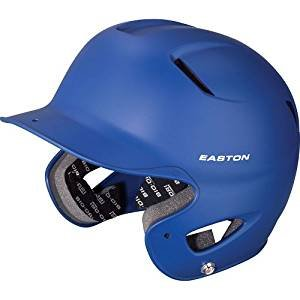 Easton Natural Grip Senior Batting Helmet, Royal