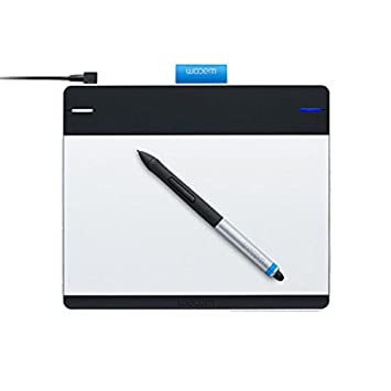 WACOM Tablet INTUOS PEN & TOUCH Medium 8.5' x 5.3' (CTH-680
