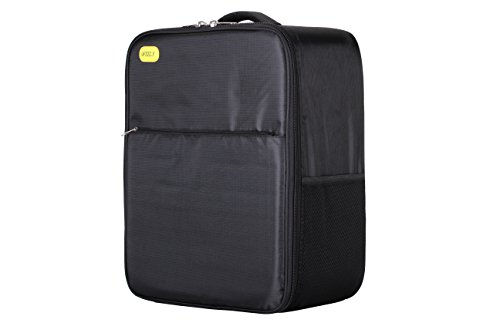 Ofeely New Shockproof Drop-proof Backpack Designed Specifically for Dji Phantom 3 Professional & Advanced (Black)