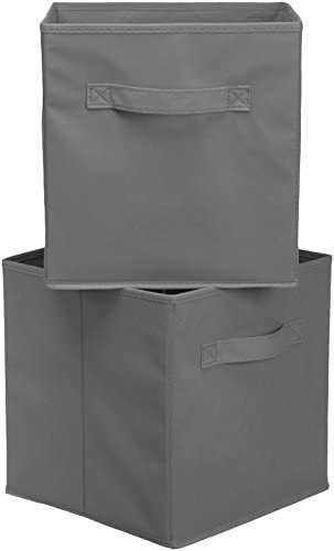 arts, crafts, sewing, organization, storage, transport,  craft, sewing supplies storage 6 on sale AmazonBasics Collapsible Fabric Storage Cubes Organizer with Handles deals