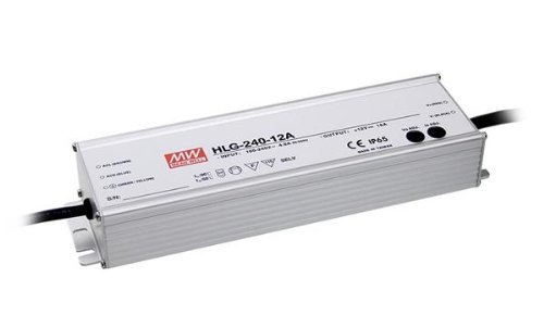 LED Power Supplies 240W 30V 8A 90-305VAC IP65 rated