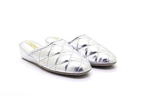 Dunlop Chaussons Dunlop Argent Pour Chaussons Femme qO7w5TF