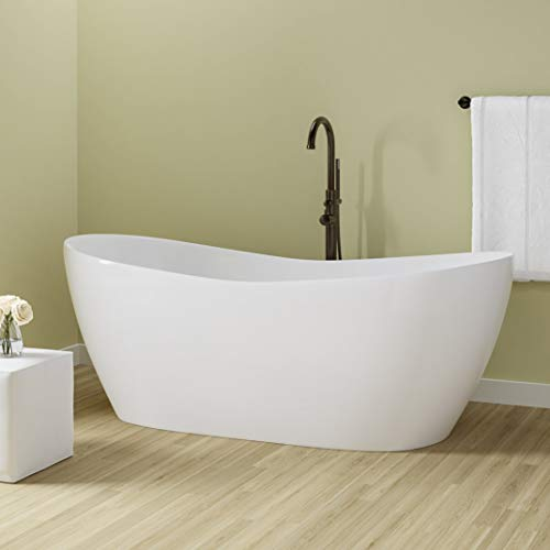 72 inch freestanding tub - 5