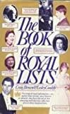 The Book of Royal Lists, Craig Brown and Lesley Cunliffe, 0671465074