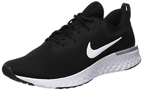 Nike Odyssey React Mens Running Trainers AO9819 Sneakers Shoes (UK 6 US 7 EU 40, Black White Wolf Grey 001) by Nike (Image #1)