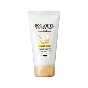 Egg White Perfect Pore Cleansing Foam by Skinfood #6