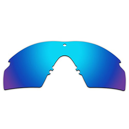 ACOMPATIBLE Replacement Lenses for Oakley Industrial M Frame 2.0 (2016 Year) Sunglasses OO9213 (Blue Purple - - Lens M Frame