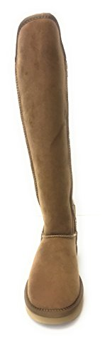 42 Tall Knit Women's Euro Wax Luxe Spartan Chestnut Australia Extra Collective zPpqWA