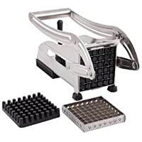Mix Cart Stainless Steel Home French Fries Potato Chips Strip Cutter Machine Maker Slicer Chopper Dicer