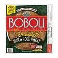 Boboli 100% Whole Wheat Pizza Crust, 10 oz