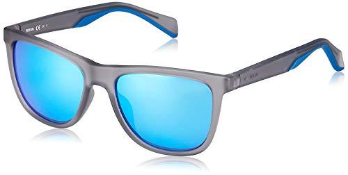Fossil Herren Fos 3086/S Sonnenbrille, Mehrfarbig (Matt Grey), 55