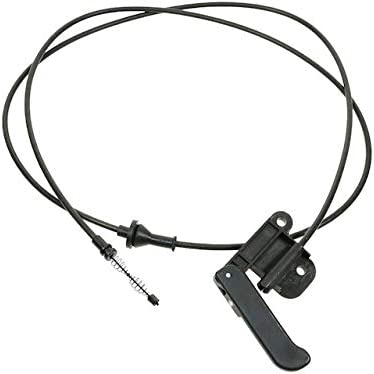 Compatible with 1994-2001 Chevy S10 Hood Release Cable