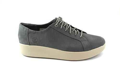 Cordones Zapatos de cuña A1RX5 Mujer Zapatillas Gris Grigio gárgola TIMBERLAND cpO70ZwqcY