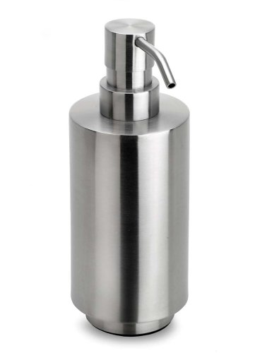 - blomus Primo Soap Dispenser 7 by 4 by 2-3/4-Inch