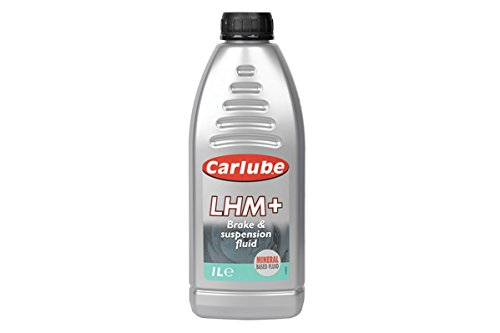 Carlube LHM001 LHM + Brake and Suspension Fluid
