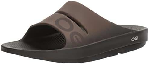OOFOS Unisex Ooahh Sport Slide Sandal