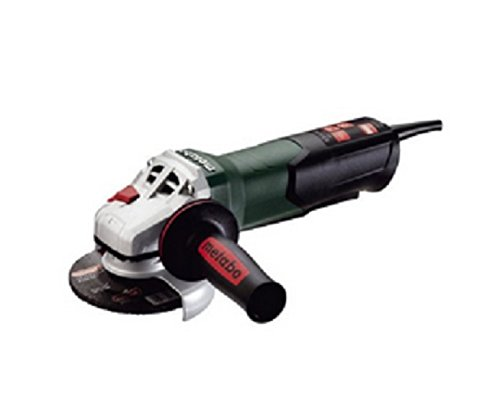 Metabo WP9-115 Quick 8.5 Amp 10,500 rpm Angle Grinder with Non-locking Paddle Switch, 4 1/2""