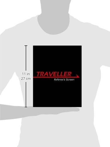 Traveller Referee's Screen (MGP3824)