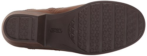 Women's Us Brown Foxy M Waterproof Teva W Boot 5 dCqBdfw6