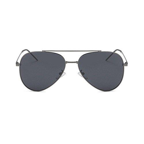 Aoligei Pilote de lunettes de soleil homme lunettes de soleil polarisées grenouille LtHiy3xzVa