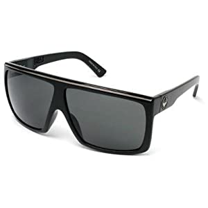 Dragon Alliance Fame Sunglasses (Jet with Grey Lens)