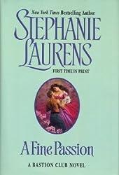 A FINE PASSION BY (LAURENS, STEPHANIE)[AVON BOOKS]JAN-1900