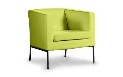 Ufficio Verde Ikea : Rivestimento per ikea klappsta poltrona in amsterdam verde mela di