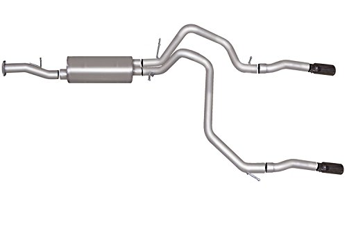 Gibson 5569 Dual Exhaust System Kit Tahoe Dual Exhaust System