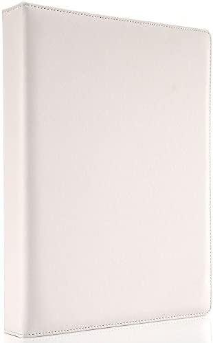 KINGFOM Leather Padfolio Business Document