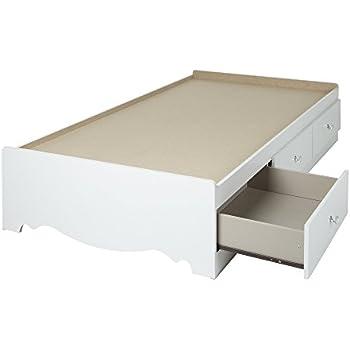Twin Bed Frame With Drawers Www Bilderbeste Com