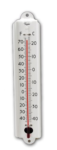 Storage Thermometer - Taylor Precision Products Cold Dry Storage Wall Thermometer