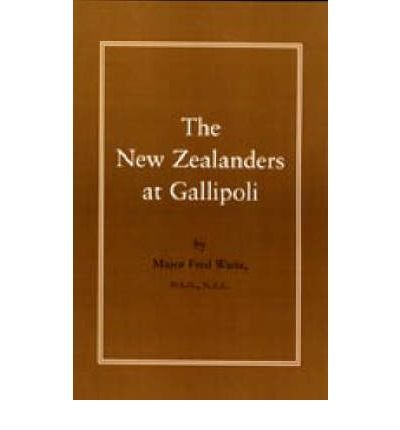 Download New Zealanders at Gallipoli (Paperback) - Common PDF