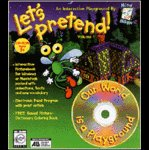 Our World Is a Playground: Let's Pretend Volume 1 by Mind Magic Produstions