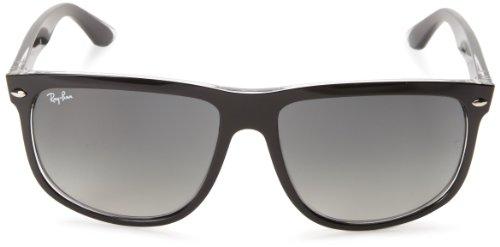 Lunettes Transparent Ban Uni de Mixte Noir Ray 4147 Grey Blackn Azure Top 51 710 soleil dIq7daw