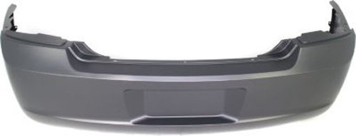 Crash Parts Plus Primed Rear Bumper Cover Replacement for 2006-2010 Dodge Charger