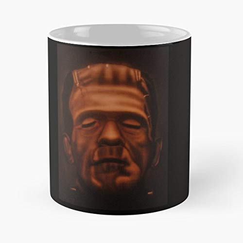 Monsters Frankenstein Movies Movie - Coffee Mugs,handmade Funny 11oz Mug Best Holidays Gifts For Men Women Friends.]()