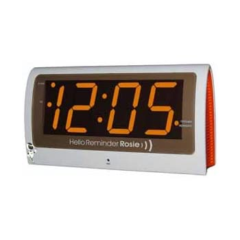 DeRoyal Reminder Rosie Voice Controlled Clock