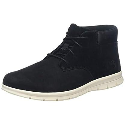 Timberland Men's Graydon Leather Chukka Boots 1