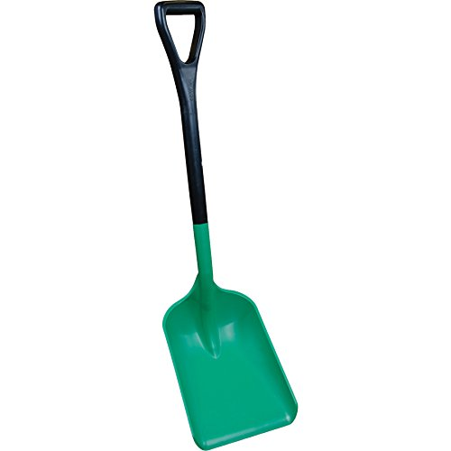 Remco 6892SS Green Polypropylene Safety Shovel, 39'' Blade, 2 Piece by Remco