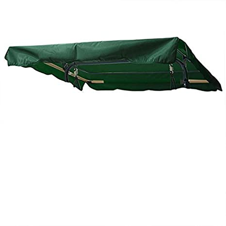 Lovely All Weather 5.5 Foot Heavy Duty Polyester Outdoor Patio Swing Porch Lawn  Canopy Replacement Polyester Cover