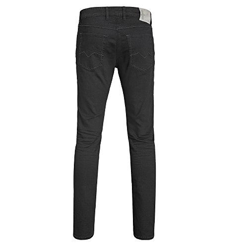 Uomo Jog'n Jeans Nero Slim Mac qPagxwRtP