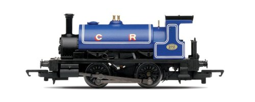 Hornby R2672 00 Gauge Caledonian Railway 0-4-0 Railroad, used for sale  Delivered anywhere in USA