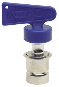 APC 105801B Cigarette Lighter with Blue Switch